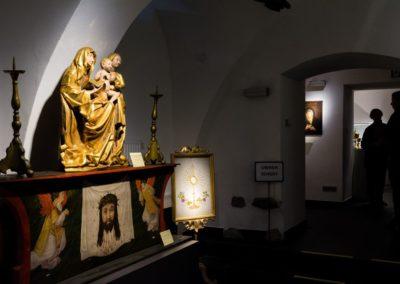 Muzeum Archidiecezji Warszawskiej, fot. Łukasz Kopeć