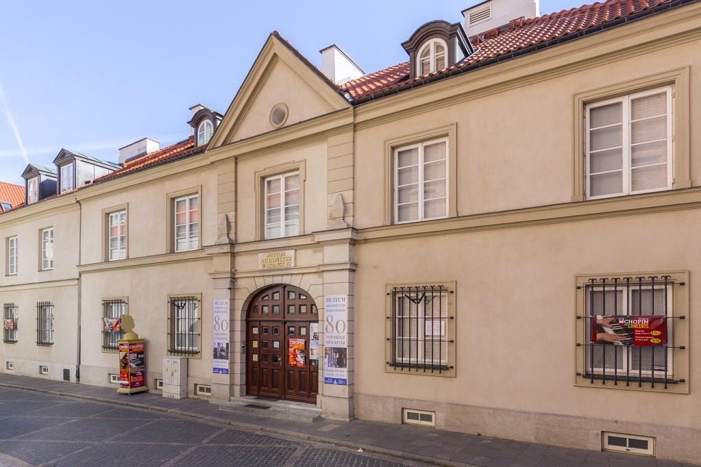 Museum of the Archdiocese of Warsaw, fot. Filip Kwiatkowski