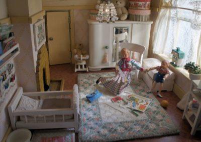 Muzeum Domków dla Lalek, dom Miss Hope, fot. Fundacja Belle Époque