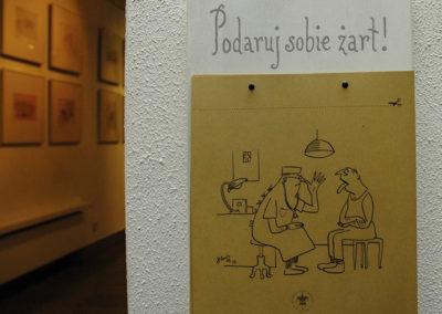 Muzeum Karykatury, fot. Katarzyna Majek, Archiwum Muzeum Karykatury