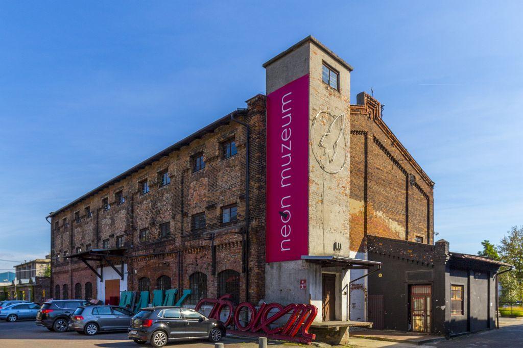 Muzeum Neonów, fot.Filip Kwiatkowski