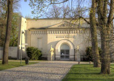 Muzeum Plakatu w Wilanowie, fot. Piotr Syndoman