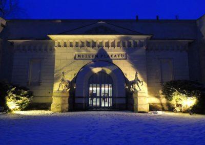 Muzeum Plakatu w Wilanowie, fot. Studio MM Marcin Michalak