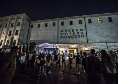 Muzeum Wojska Polskiego, Noc Muzeów, fot. Ewelina Lach