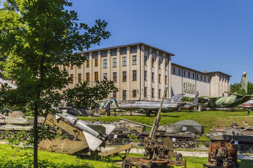 Museo del Ejército Polaco, fot. Filip Kwiatkowski