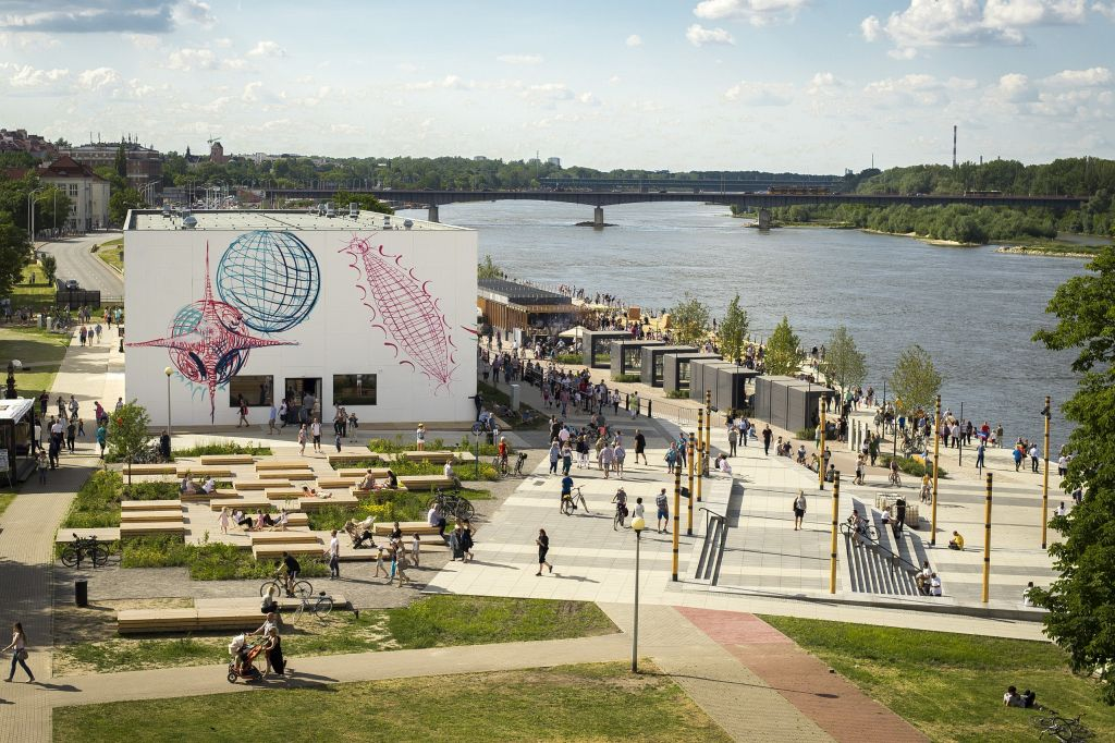 Museum on the Vistula, fot. Ewelina Lach
