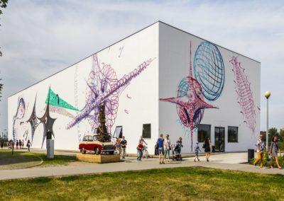 Muzeum nad Wisłą, fot. Filip Kwiatkowski