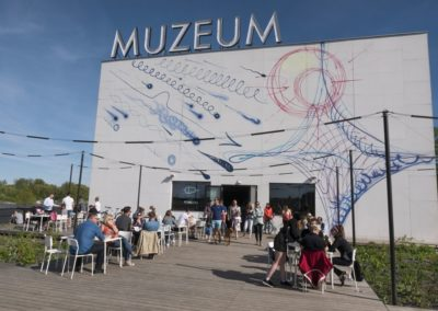 Muzeum nad Wisłą, fot. m.st. Warszawa
