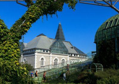 Ogród Biblioteki Uniwersytetu Warszawskiego, fot. m.st. Warszawa