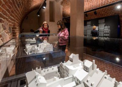 Piwnice Muzeum Warszawy, fot. m.st. Warszawa