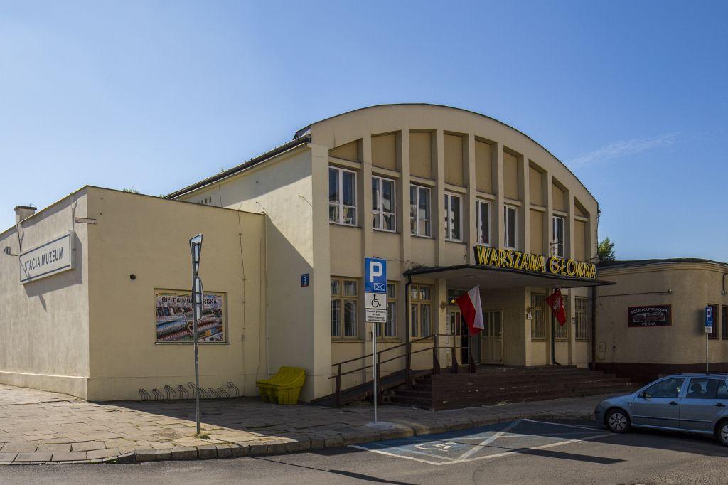 Station Museum, fot. Filip Kwiatkowski