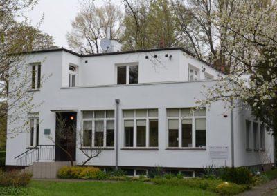 Willa Muzeum Jana Żabińskiego, fot. Artur Klimek