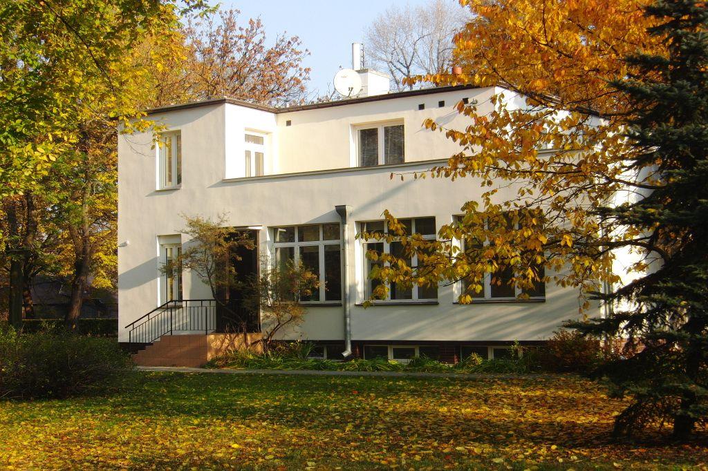 Żabiński villa , fot. Miejski Ogród Zoologiczny w Warszawie