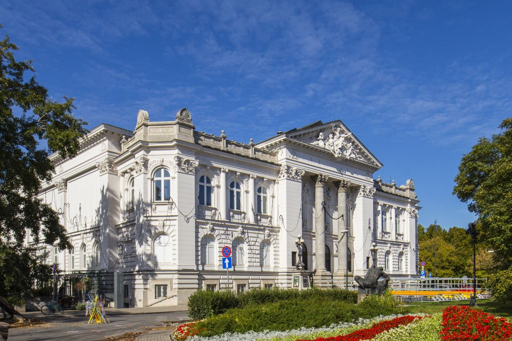 Zachęta Narodowa Galeria Sztuki, fot.Filip Kwiatkowski
