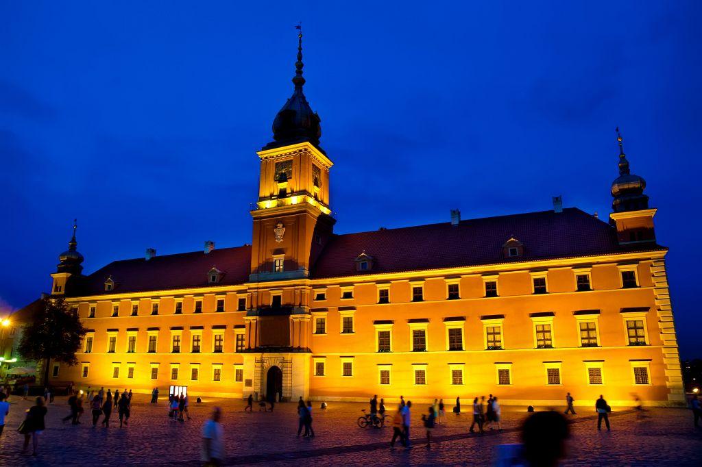 Zamek Królewski wWarszawie, fot.Roman Gorielov_Fotolia.jpg