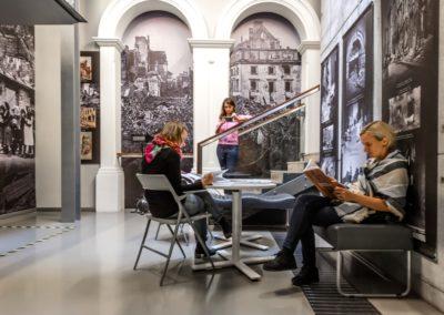 Centrum Interpretacji Zabytku, fot. m.st. Warszawa