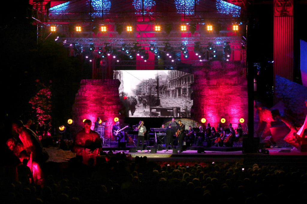 Koncert Powstańczy, fot.m.st. Warszawa