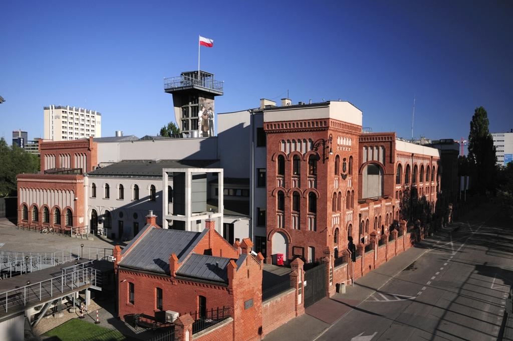 Muzeum Powstania Warszawskiego, fot. W. i Z. Panów, pzstudio.pl