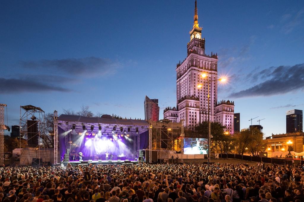Pałac Kultury iNauki, fot.m.st. Warszawa
