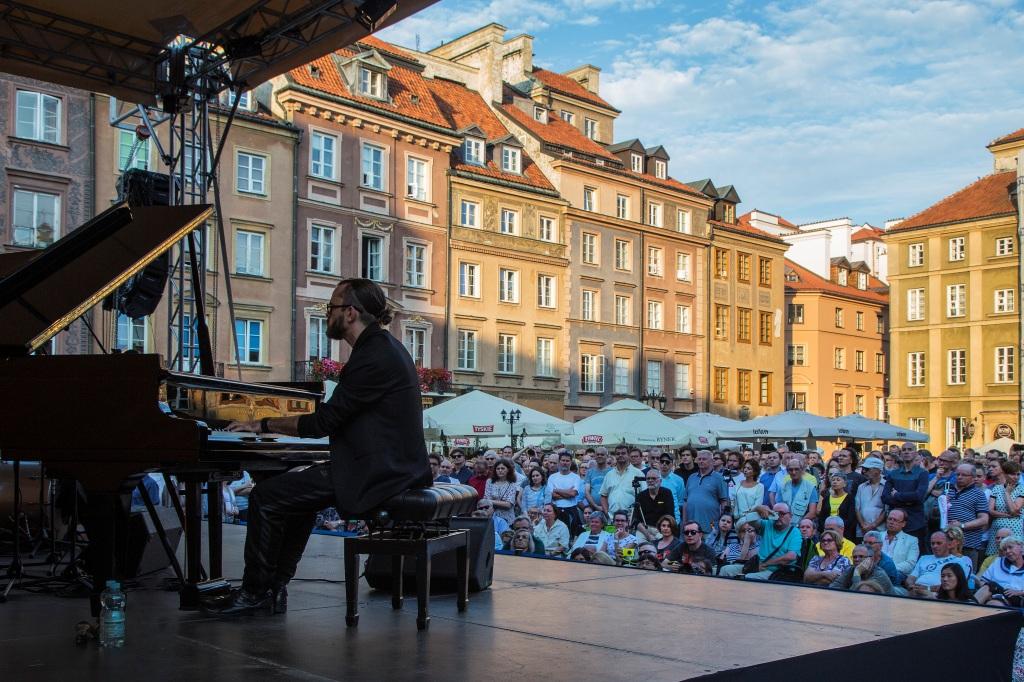 Festiwal Jazz na Starówce, fot. m.st. Warszawa