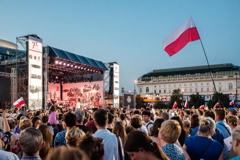 Koncert (Nie)zakazane Piosenki, fot. m.st. Warszawa