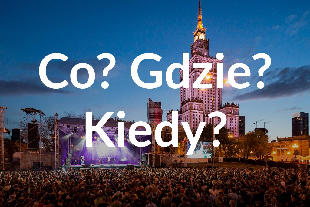 Koncert przedPKiN, fot.m.st. Warszawa