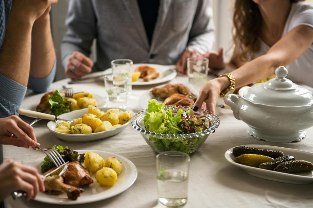 Obiad niedzielny, fot. Anna Włodarczyk