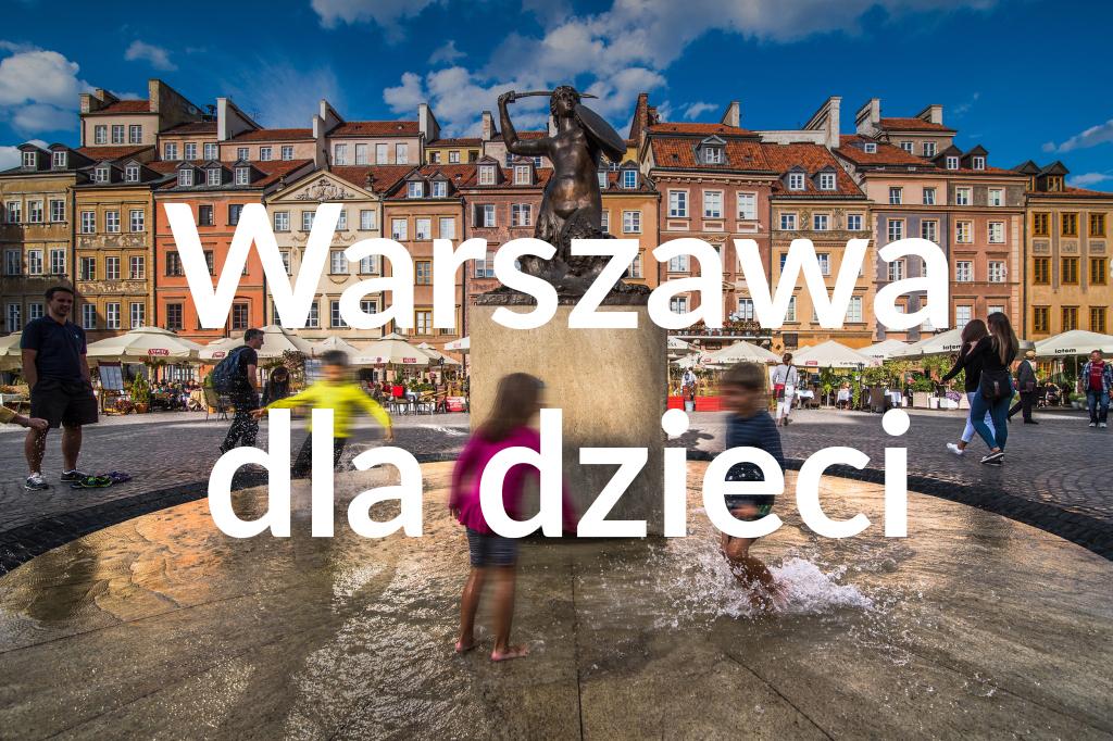 Pomnik syrenki warszawskiej, fot.Warszawska Organizacja Turystyczna