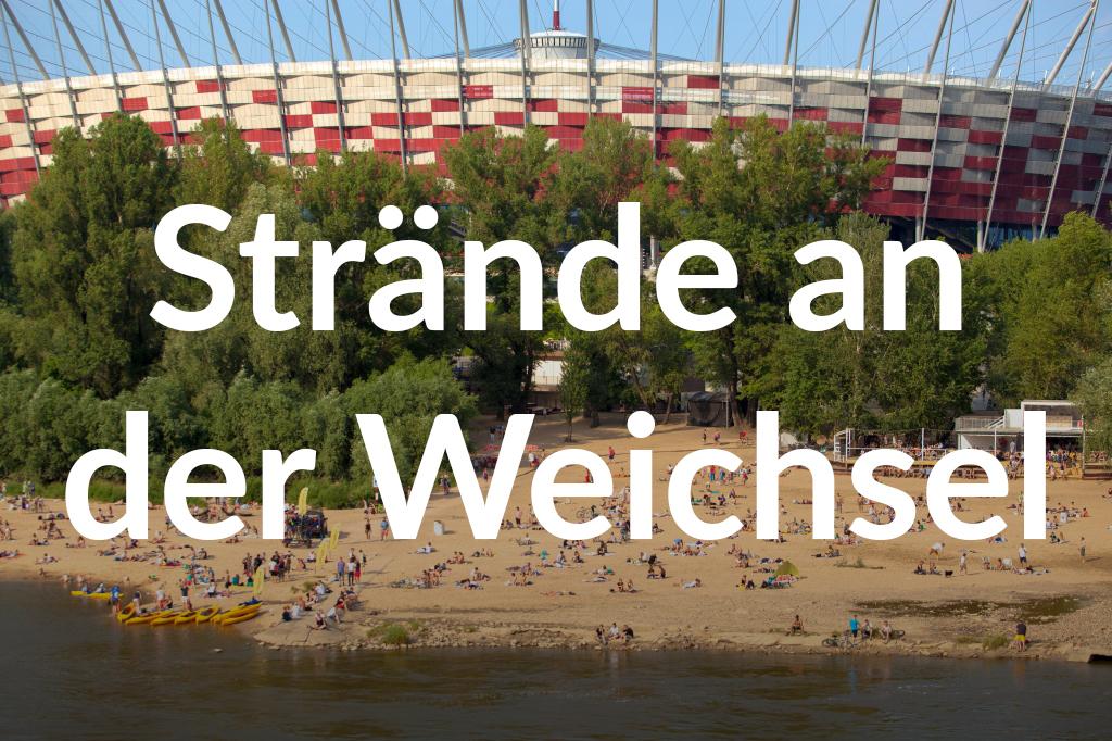 Stadion Narodowy i Plaża Poniatówka, fot. m.st. Warszawa