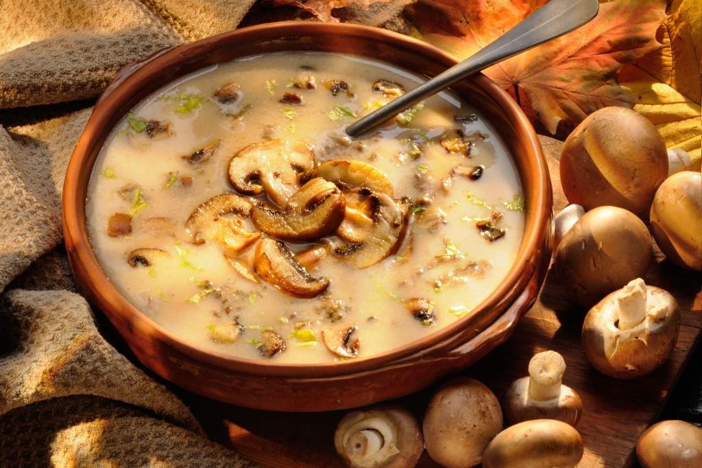 Zupa grzybowa, fot. stevem, Fotolia