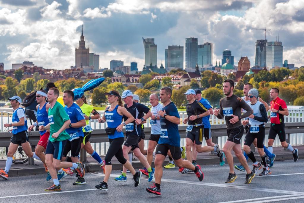Maraton Warszawski, fot.Warszawska Organizacja Turystyczna