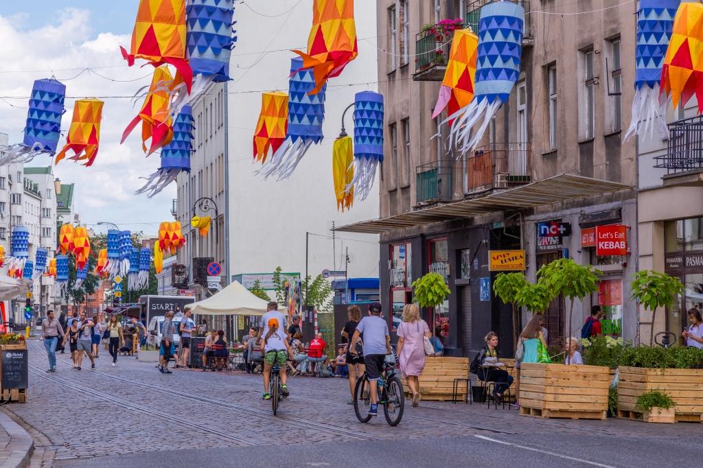 Ulica Ząbkowska, fot. m.st. Warszawa