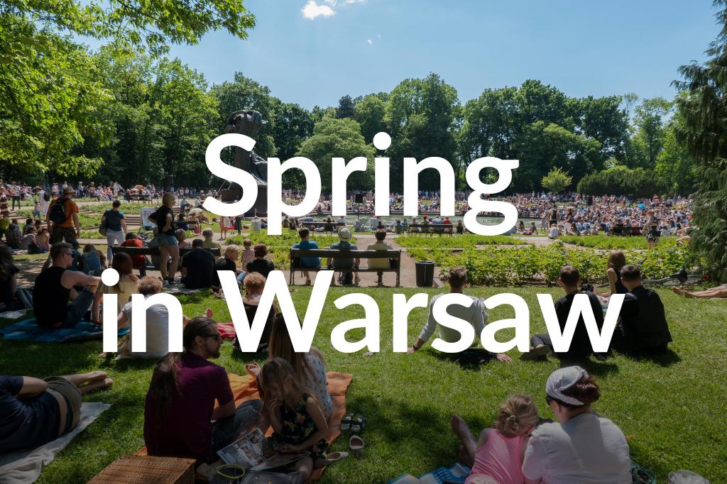 Łazienki Królewskie, fot. m.st. Warszawa