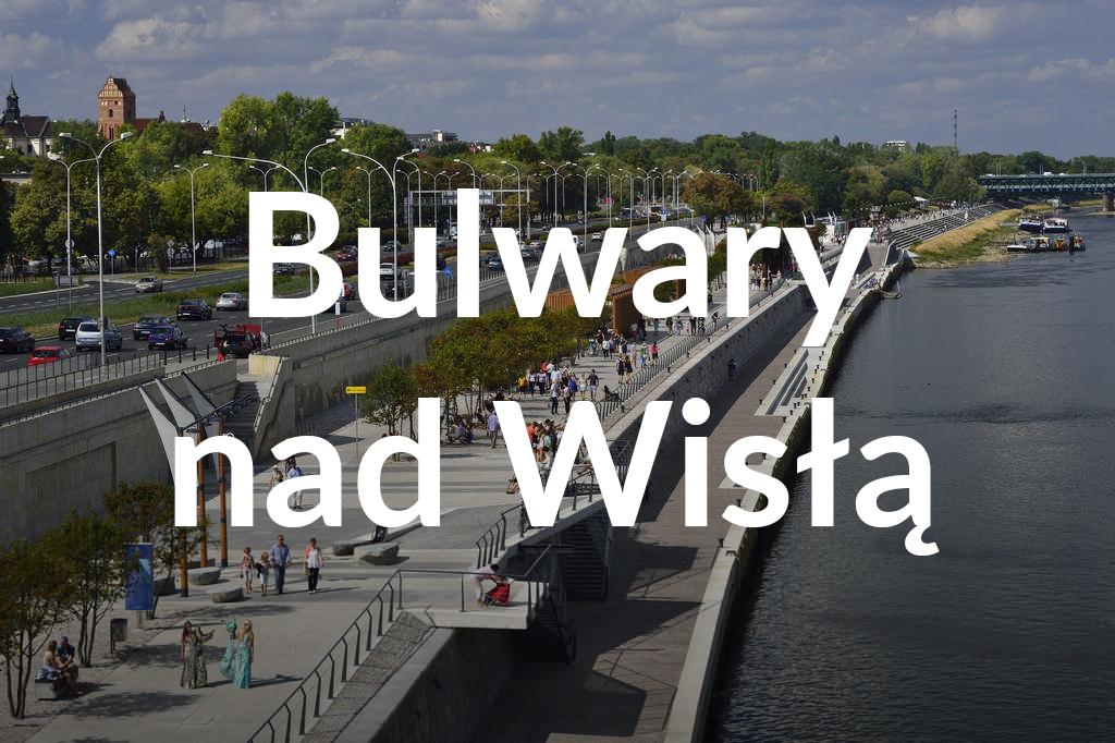 Bulwary wiślane, fot.Waldemar Panów, pzstudio.pl