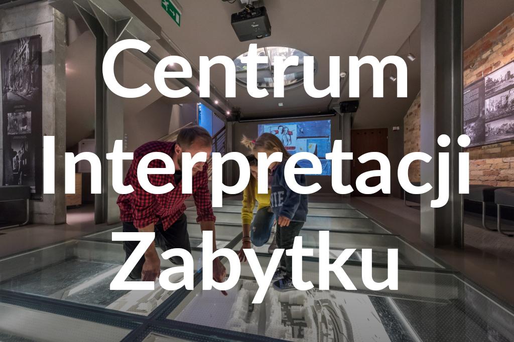 Centrum Interpretacji Zabytku, fot.m.st. Warszawa