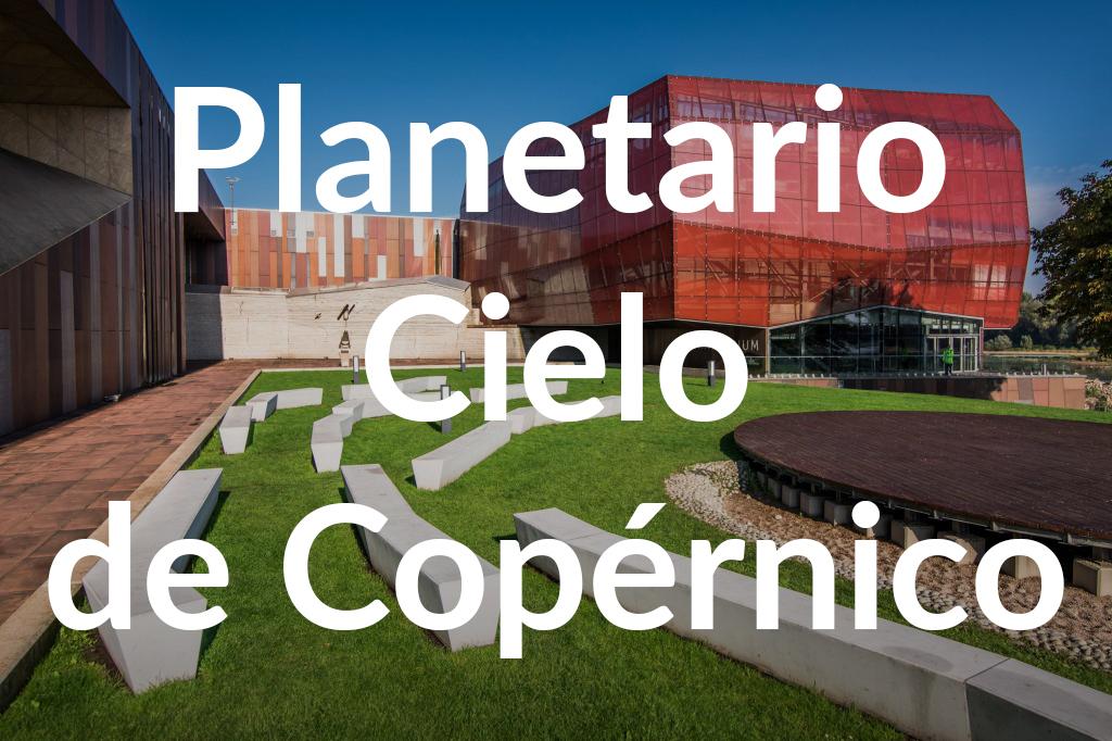 Centrum Nauki Kopernik, fot. Warszawska Organizacja Turystyczna