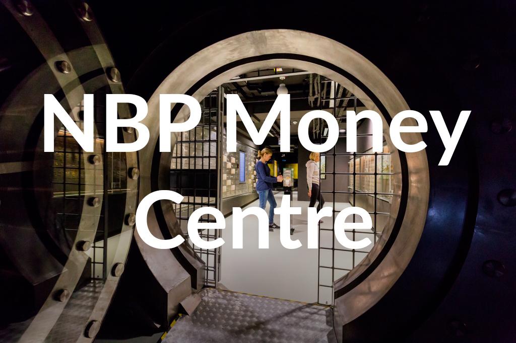 Centrum Pieniądza NBP, fot. Filip Kwiatkowski