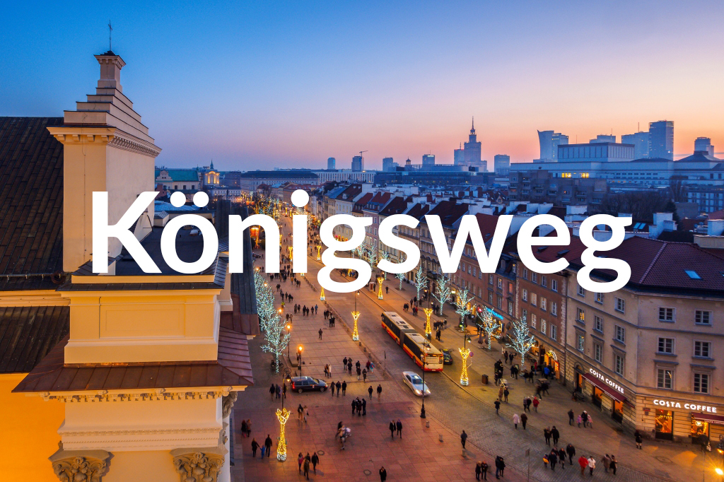Krakowskie Przedmieście, fot. Warszawska Organizacja Turystyczna