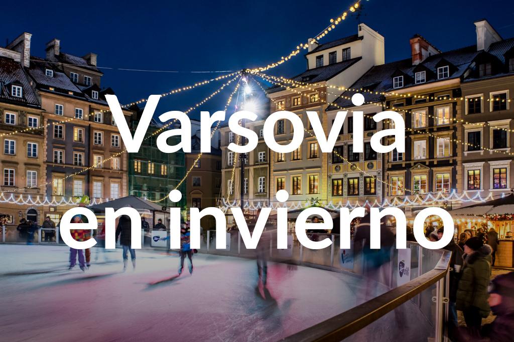 Lodowisko na Rynku Starego Miasta, fot. Warszawska Organizacja Turystyczna