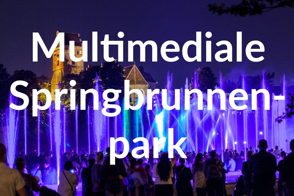Multimedialny Park Fontann, fot. m.st. Warszawa