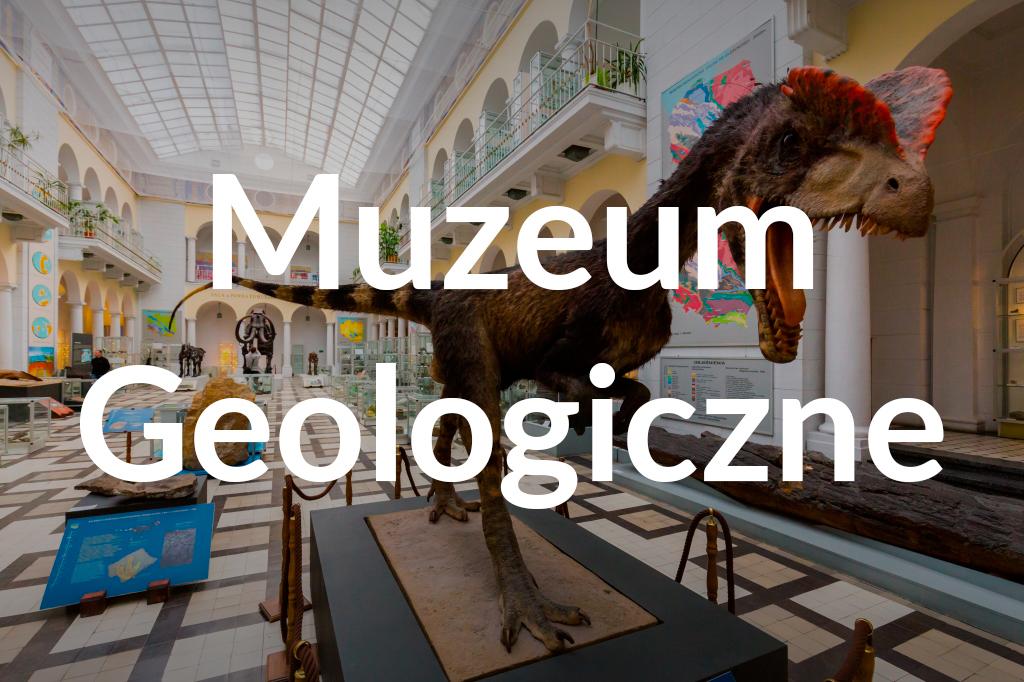 Muzeum Geologiczne, fot.Filip Kwiatkowski