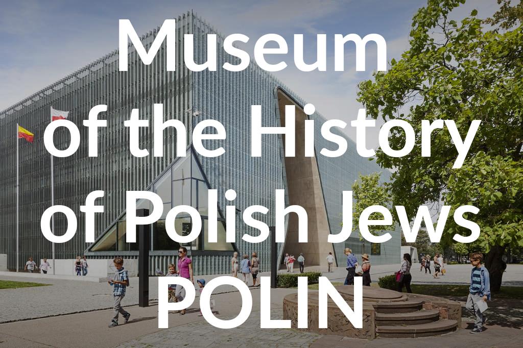 Muzeum Historii Żydów Polskich Polin, fot. m.st. Warszawa