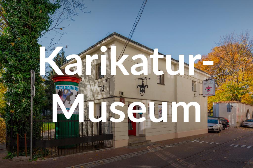 Muzeum Karykatury, fot. Filip Kwiatkowski