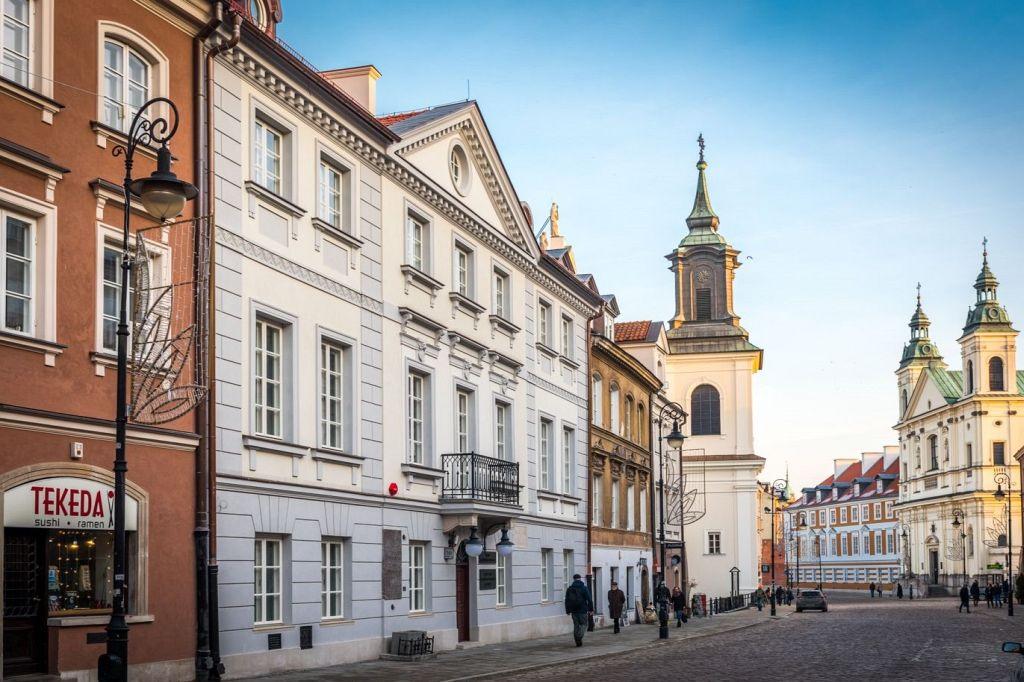 Muzeum Marii Skłodowskiej Curie, fot. Warszawska Organizacja Turystyczna