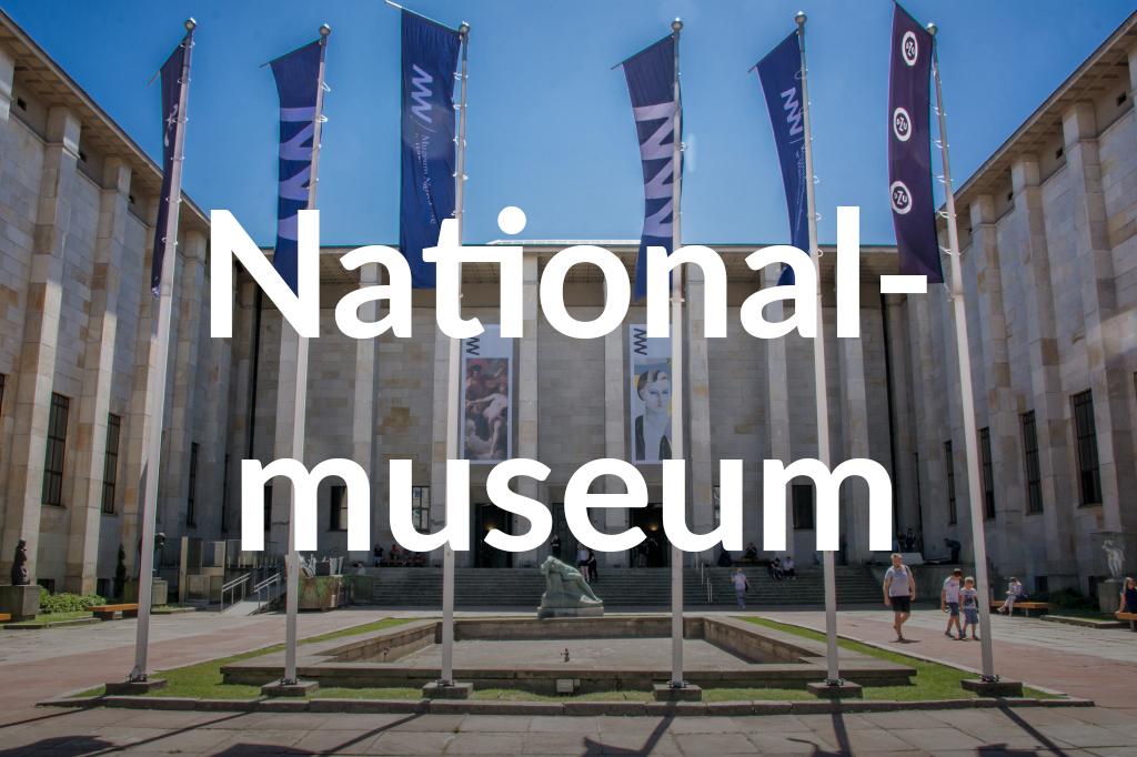 Muzeum Narodowe, fot. Joanna Wiśniewska