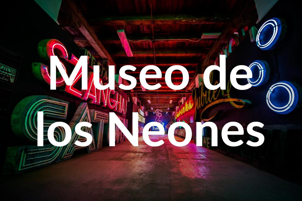 Muzeum Neonów, fot. Ewelina Lach