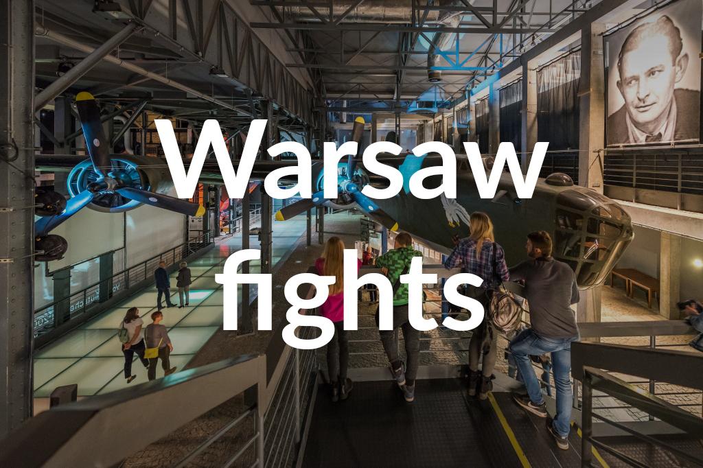 Muzeum Powstania Warszawskiego, fot. m.st. Warszawa