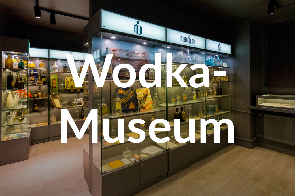 Muzeum Wódki, fot. Filip Kwiatkowski