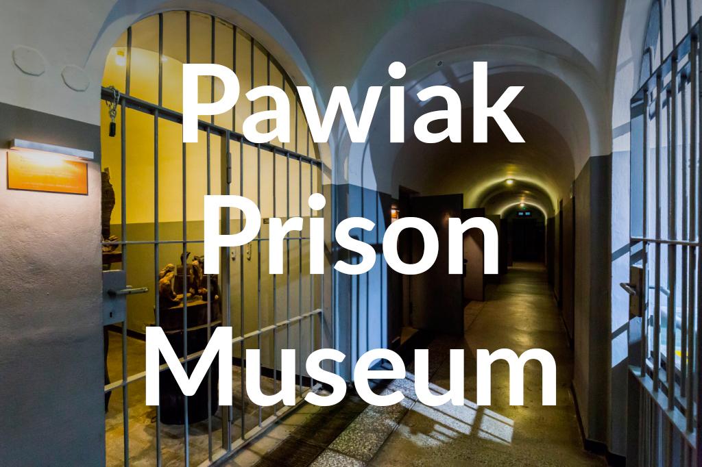 Muzeum Więzienia Pawiak, fot. Filip Kwiatkowski