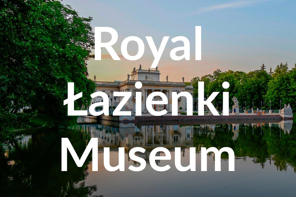 Pałac na Wyspie, Łazienki Królewskie, fot. Filip Kwiatkowski